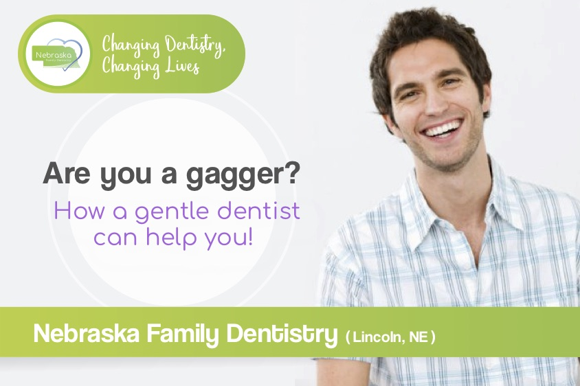 are you a gagger? blog about gentle dentist Dr. Kathryn Alderman