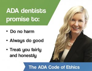 ADA partner cosmetic dentist