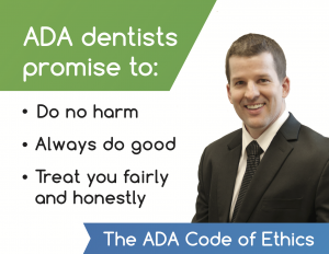 ADA Implant dentures partner Dr. Brad Alderman