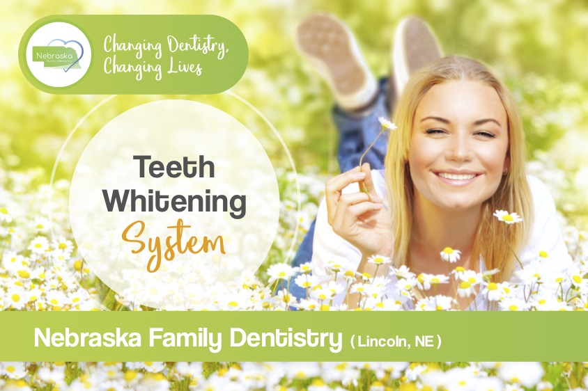 teeth whitening system banner for spd
