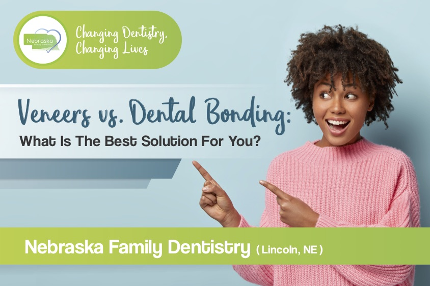 veneers vs dental bonding banner