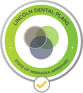 Imgae of the Lincoln Dental Plans logo. Lincoln Dental Plans can help make dental treatment affordable.