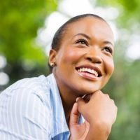 cosmetic dentures lincoln ne happy-woman